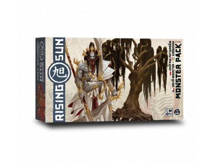 Rising Sun Monster pack box