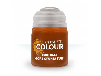 Contrast Gore Grunta Fur