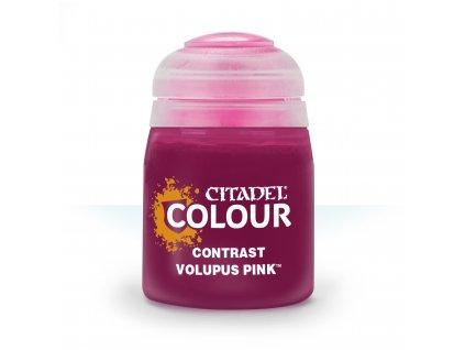 Contrast Volpus Pink