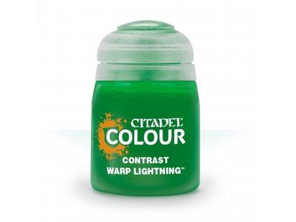 Contrast Warp Lightning