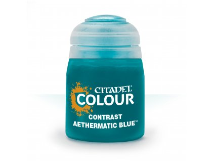 Contrast Aetermatic Blue