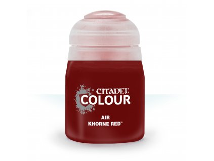 Air Khorne Red