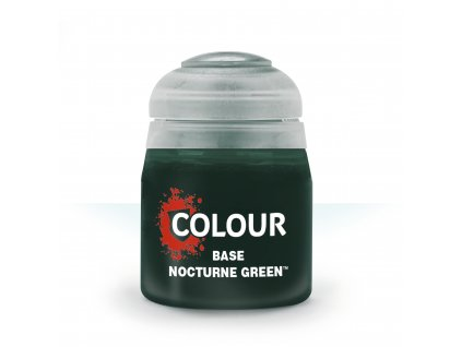 Base Nocturne Green
