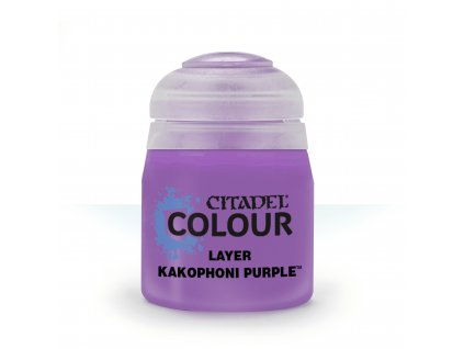 Layer Kakophoni Purple