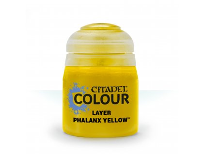 Layer Phalanx Yellow