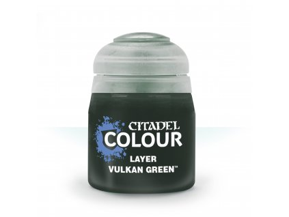 Layer Vukan Green