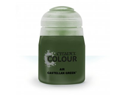 Air Castellan Green