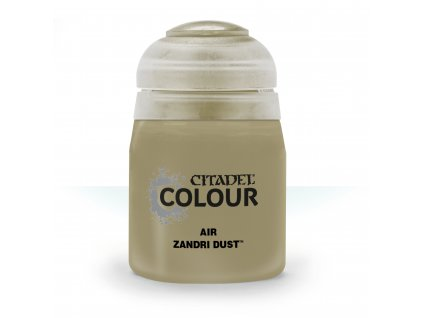 Air Zandri Dust