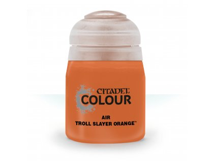 Air Troll Slayer Orange