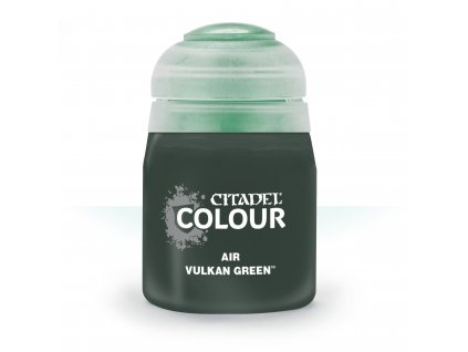 Air Vulkan Green