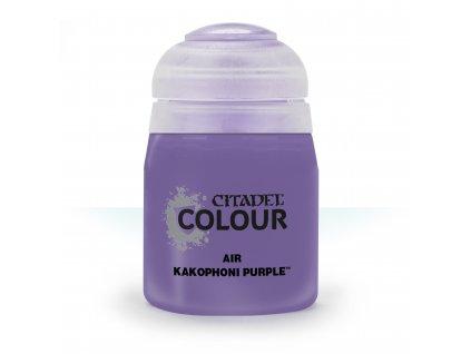 Air Kakophoni Purple