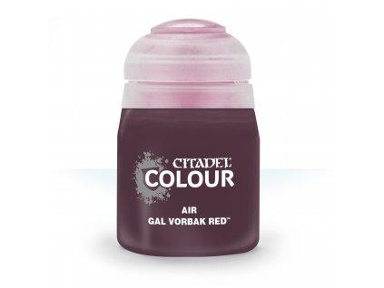 Air Gal Vorbak Red
