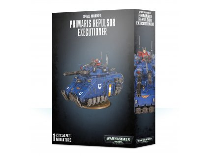 SM Primaris Repulsor Executioner 2019