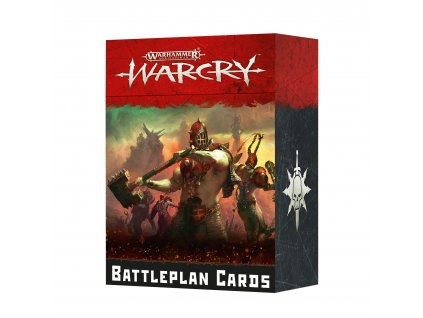 Battleplan Cards BOX INT