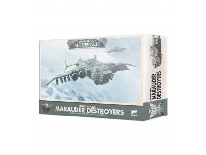 AI Imperial Marauder Destroyer 2019