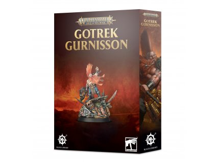 Gotrek Gurnisson