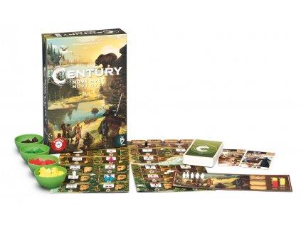 Century III. – Nový svět