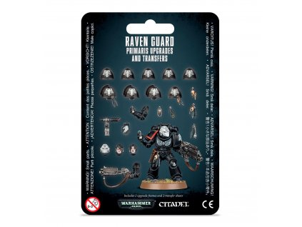 RG Primaris Upgrades