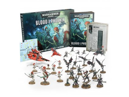 WH40K Blood Of The Phoenix Core Game 2019