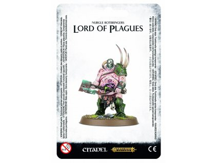 nurgle rotbringers lord of plagues