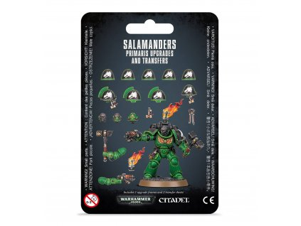 SM SAL Primaris Upgrades and Transfers 2019