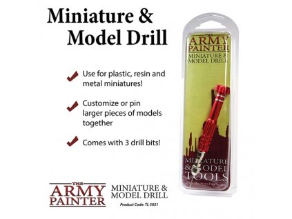 TL5031 MINIATURE MODEL DRILL 1