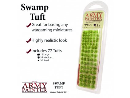 Army Painter Battlefields: Swamp Tuft
