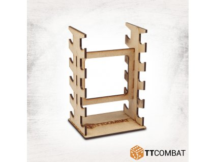 TTCombat Paint Brush Rack