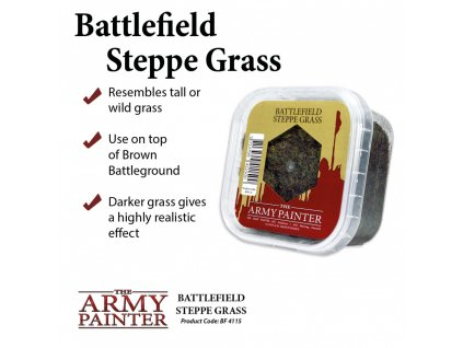 Army Painter Battlefields: Steppe Grass