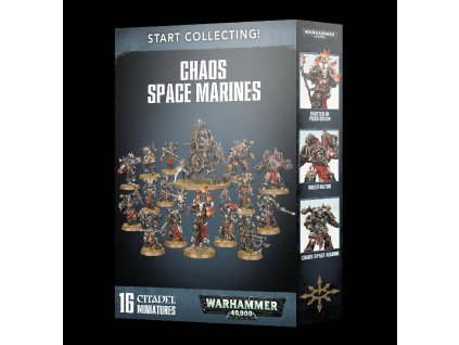 TR 99120102108 Start Collecting Chaos Space Marines 1