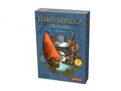 Terra Mystica: Obchodníci
