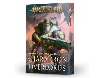 Kharadron cards