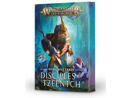 Tzeentch cards