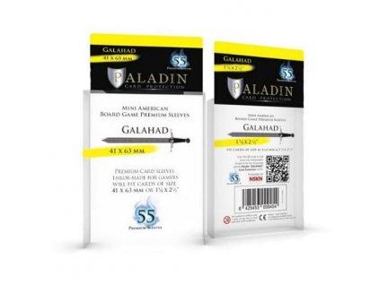 obaly na karty45x68paladin galahad01