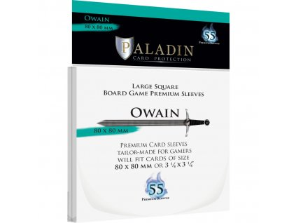 Owain - 55x Large Square (80x80mm)