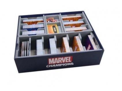 Marvel Champions: karetní hra - Insert