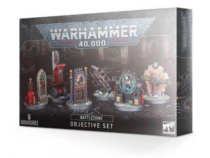 manufactorum battlefield objective
