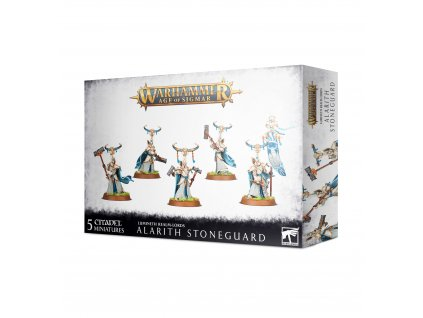 https trade.games workshop.com assets 2020 09 TR 87 5499120210036 Lumineth Realm Lords Alarith Stoneguard