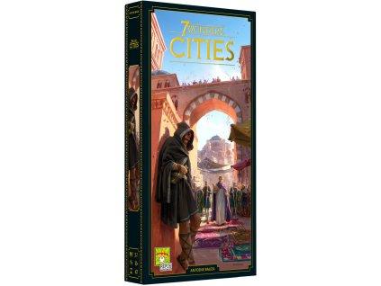 7 Wonders 2nd Ed: Cities Expansion - EN