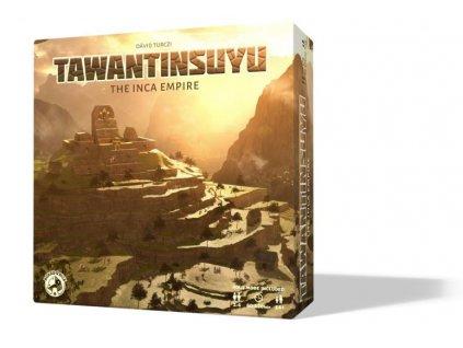 Tawantinsuyu: Říše Inků CZ+EN
