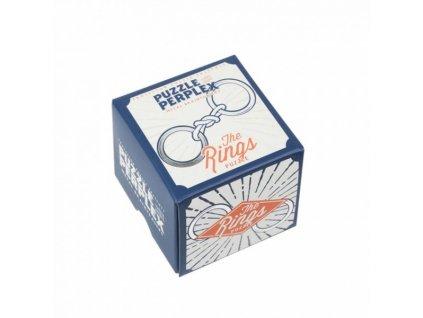 Perplex mini puzzle - Rings