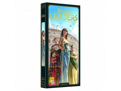 7 Wonders 2nd Ed: Leaders Expansion - EN