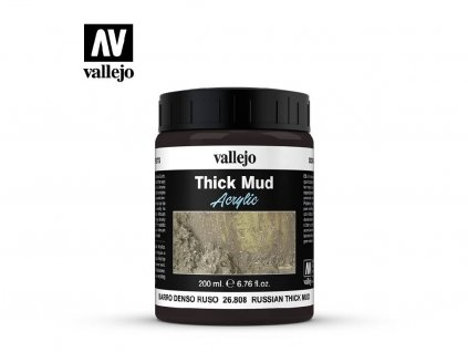 23393 diorama effects vallejo russian thick mud 26808
