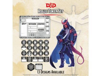 Dungeons & Dragons: Rogue Token Set