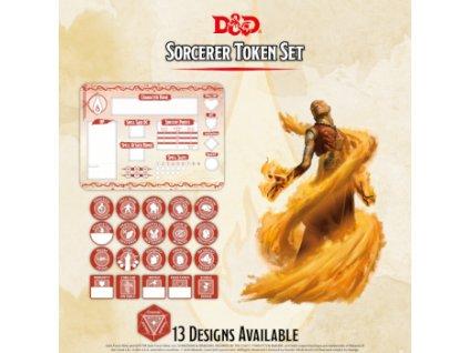 Dungeons & Dragons: Sorcerer Token Set