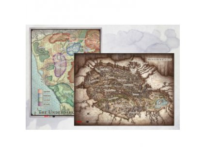 Dungeons & Dragons: Out of the Abyss Map Set