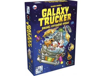 Galaxy Trucker: Druhé, vytuněné vydání