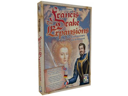 Francis Drake: Expansion Set