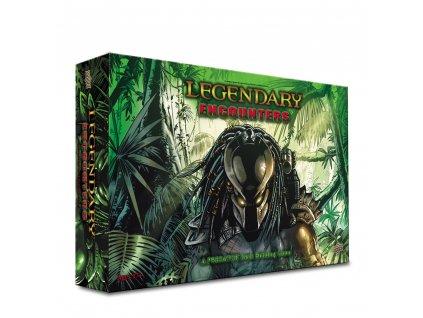 legendary encounters predator deck building game 83978