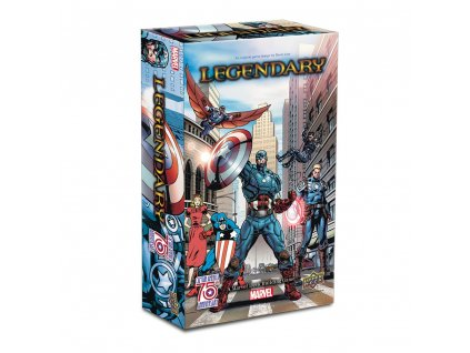 marvel legendary capt america 75th 1